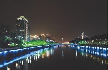 天河區閱江路光亮工程(標段三)工程