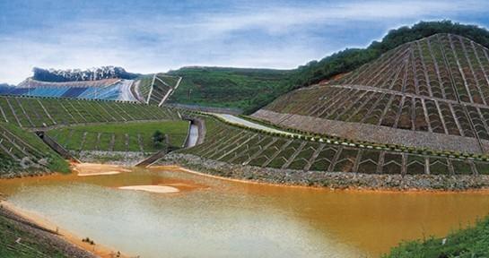 廣州市興豐生活垃圾衛生填埋場第四填埋區構建及防滲系統工程