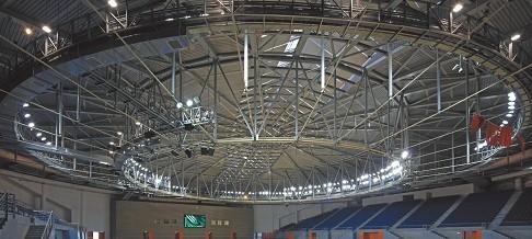 廣州南沙體育館工程