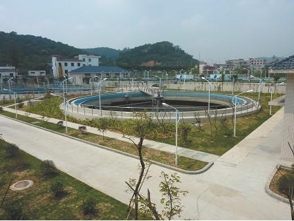 黃陂污水處理廠工程